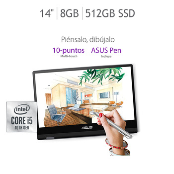"Asus Vivobook Flip Laptop 14"" Intel® Core™ i5-10210U"