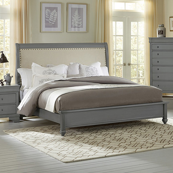 Virginia House, Normandy, cama queen size