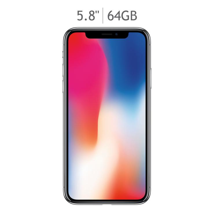 1de390b43fa Apple iPhone X silver 64gb | Costco Mexico
