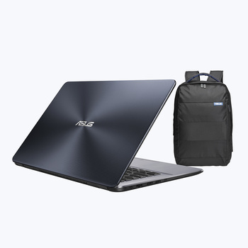 "Asus Laptop 15.6"" AMD Dual Core A9-9420 + mochila"