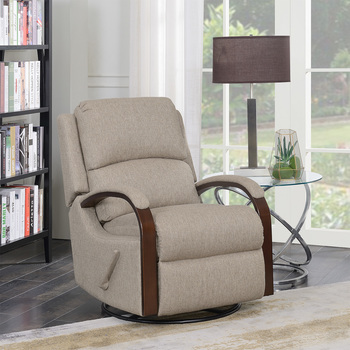 Synergy Home, Marsden, sillón reclinable, tela