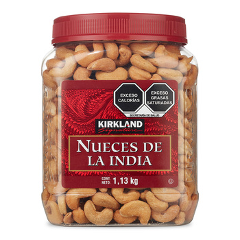 Kirkland Signature, Nueces de la India 1.1 kg