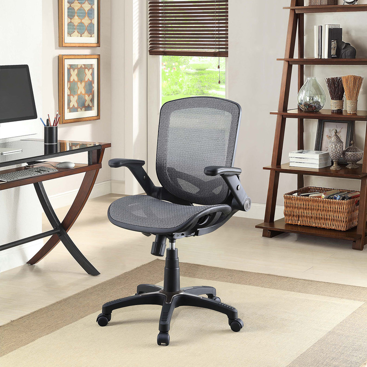 Bayside Furnishings, Metrex, silla para oficina, gris | Costco Mexico
