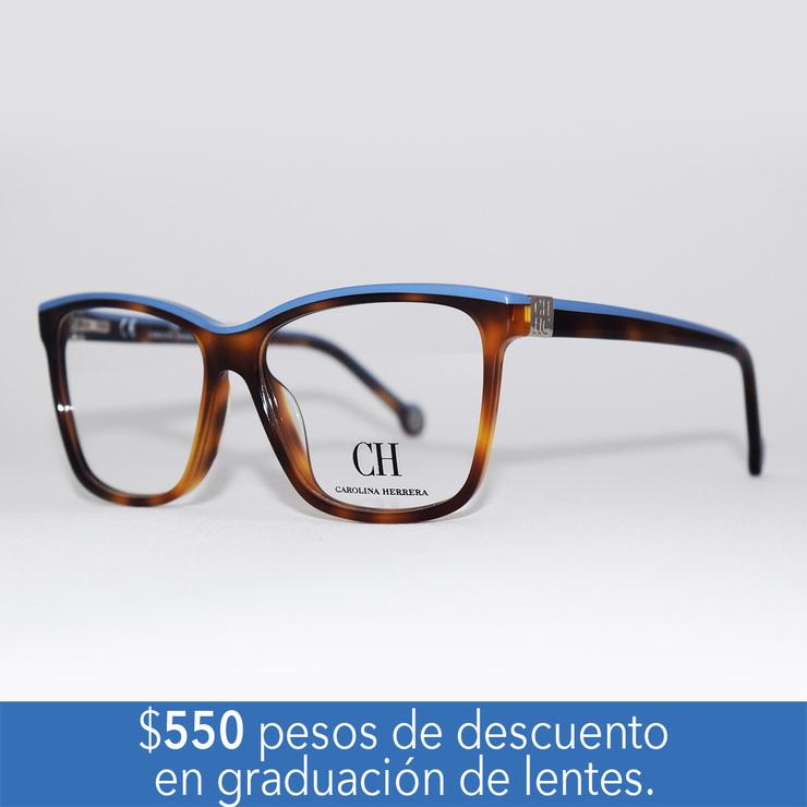 6b5c1e8e49 Carolina Herrera armazón oftálmico VHE.00628.752.53   Costco Mexico
