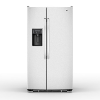 Refrigerador GE 26' Side By Side Acero Inoxidable