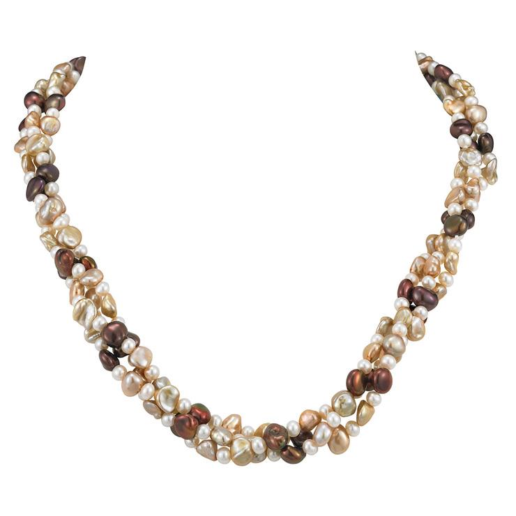 ec3e54c5c190 Collar de Perlas de Agua Dulce
