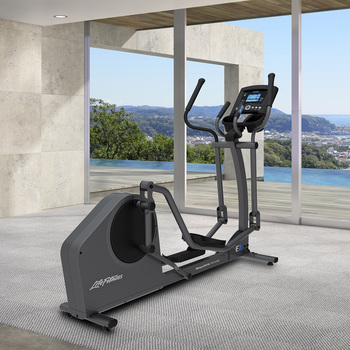 Life fitness elíptica cross trainer E1