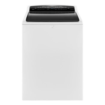 Lavadora Whirlpool de 24Kg direct drive, color blanco