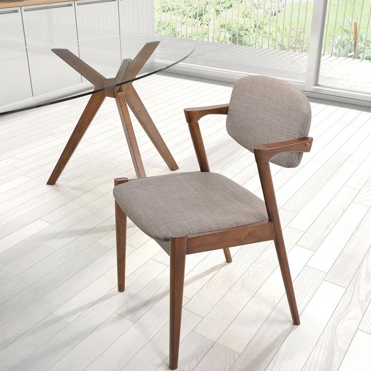 Zuo, Brickell, silla para comedor, 2 piezas | Costco Mexico