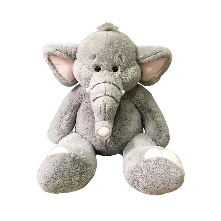 Hugfun, Elefante de peluche gigante de 134cm | Costco Mexico