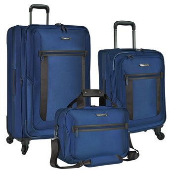 Traveler's Choice, set de equipaje, 3 piezas