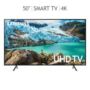 "Samsung pantalla 50"" Smart TV 4K UHD TM120"