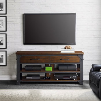 Consola con Soporte para TV, Bayside Furnishings, Walton