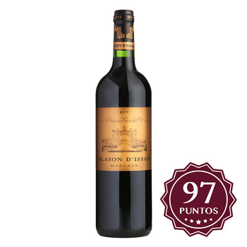 Vino Tinto Chateau D'Issan 2017 750ml
