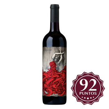 Vino Tinto Intrinsic 750ml
