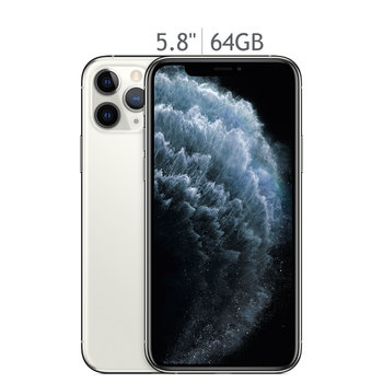 Apple iPhone 11 Pro 64GB Plata (Telcel)