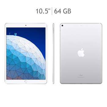 "Apple iPad Air 10.5"" 64GB Plata"