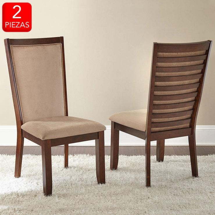 Adalyn Home, Zuri, sillas para comedor, 2 piezas | Costco Mexico