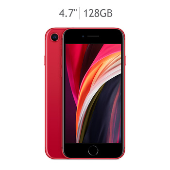 Apple iPhone SE 128GB Rojo (Telcel)