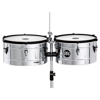 Meinl timbales acero cromado