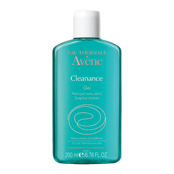 Avène Cleanance gel limpiador facial 200ml