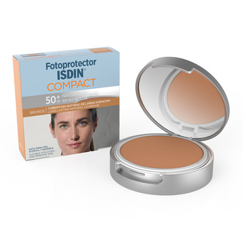 Isdin Fotoprotector  Compact Bronce SPF 50+