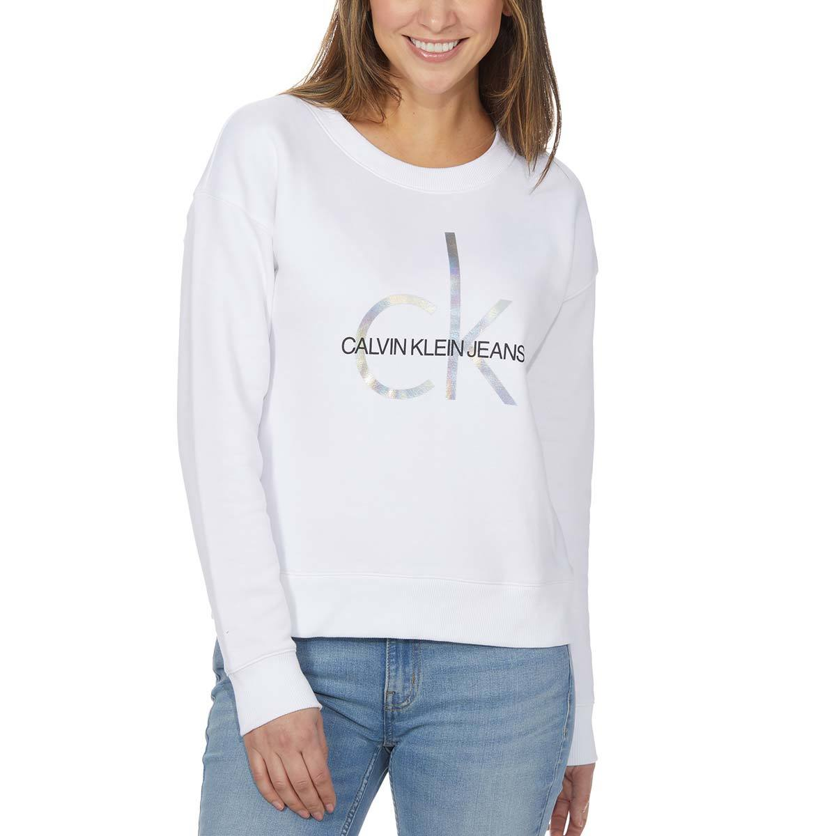 Calvin Klein Sudadera Para Dama Costco Mexico