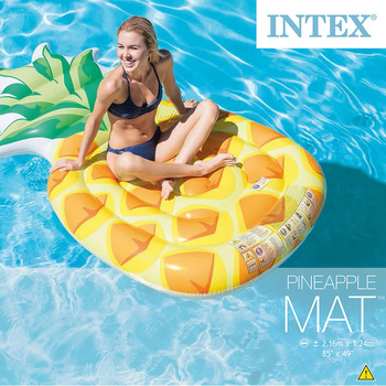 Inflable Acuático de Piña, Intex